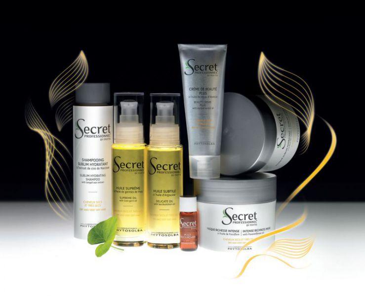 Secret professionnel by phyto produits de coiffure for Produit de lustrage professionnel