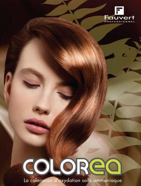 colorea la coloration sans ammoniaque - Shampoing Colorant Sans Ammoniaque Ni Oxydant