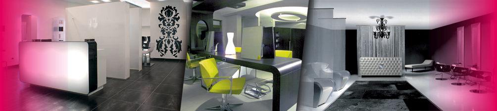 Agv mobilier de coiffure professionnel royale coiffure for Agencement salon de coiffure 3d
